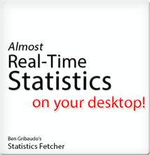 Statistics Fetcher for Magento Logo